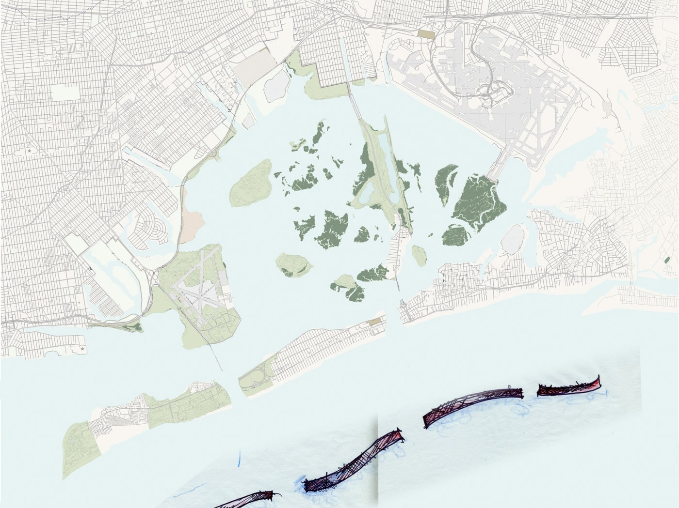 Bottom Map - 71 % for MOMA - project by Reddymade Architecture & Design