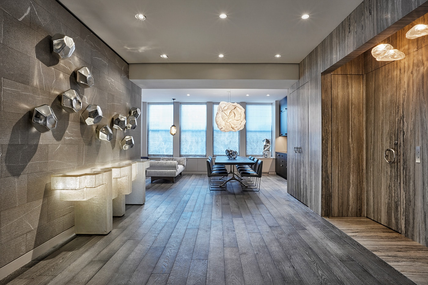 Murray Hill Apartment - project by Reddymade Architecture & Design