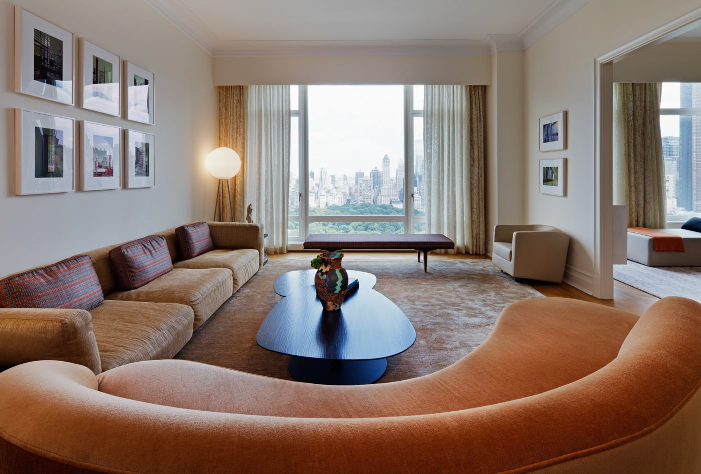 15 Central Park West - project by Reddymade Architecture & Design